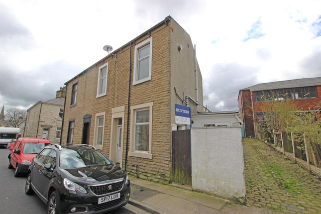 Thumbnail Terraced house to rent in Ward Street, Great Harwood, Blackburn