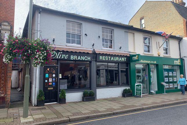 Thumbnail Restaurant/cafe to let in Weybridge, Weybridge