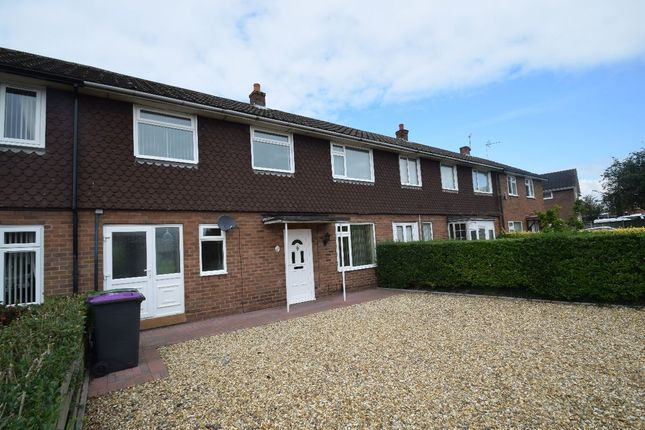 Thumbnail Terraced house to rent in Sandiford Crescent, Newport