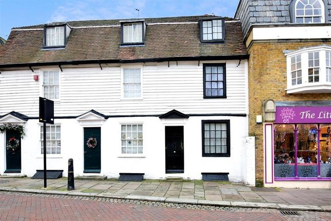 Terraced house for sale in Crow Lane, Rochester, Kent