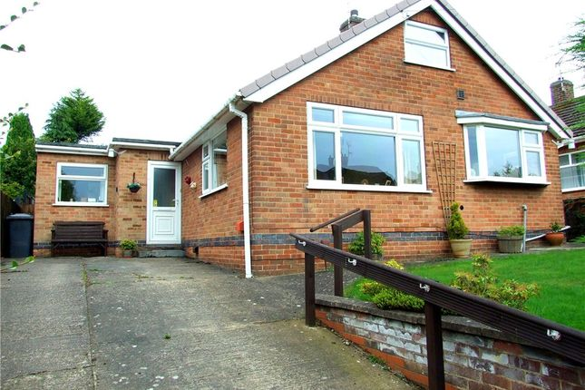 Thumbnail Detached bungalow for sale in Tamar Avenue, Allestree, Derby