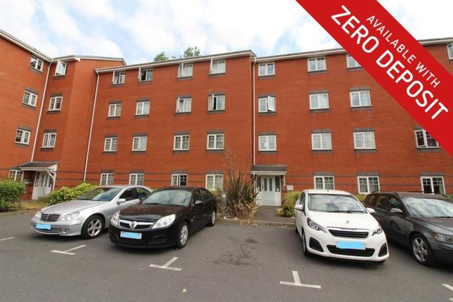 Thumbnail Flat to rent in Rathbone Court, Coventry