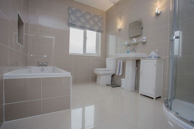Bathroom of Broadway, Yaxley, Peterborough, Cambridgeshire. PE7