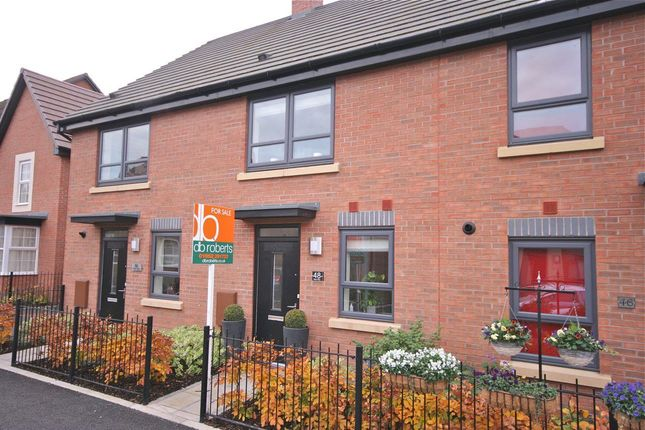 Thumbnail Terraced house to rent in Rees Way, Lawley Village, Telford