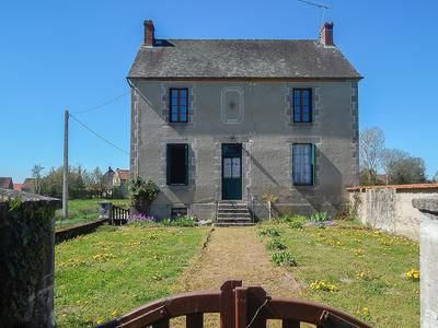 5 bed property for sale in Lussat, Creuse, France