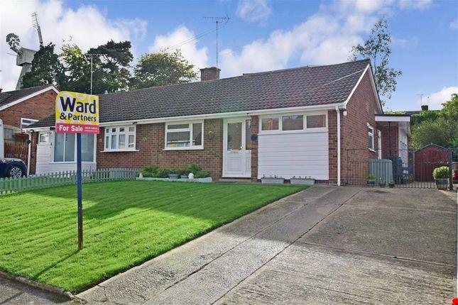 Thumbnail Semi-detached house for sale in Harvey Road, Willesborough, Ashford, Kent
