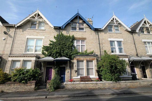 Thumbnail Terraced house for sale in Feversham Crescent, York