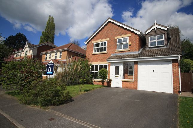 Thumbnail Detached house for sale in Slade Close, Ilkeston