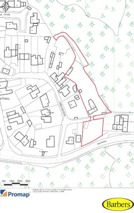 Thumbnail Land for sale in Building Land Off Southall, Little Dawley, Telford, Shropshire