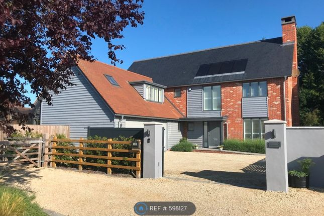 Thumbnail Detached house to rent in Bakehouse Lane, Marcham, Abingdon
