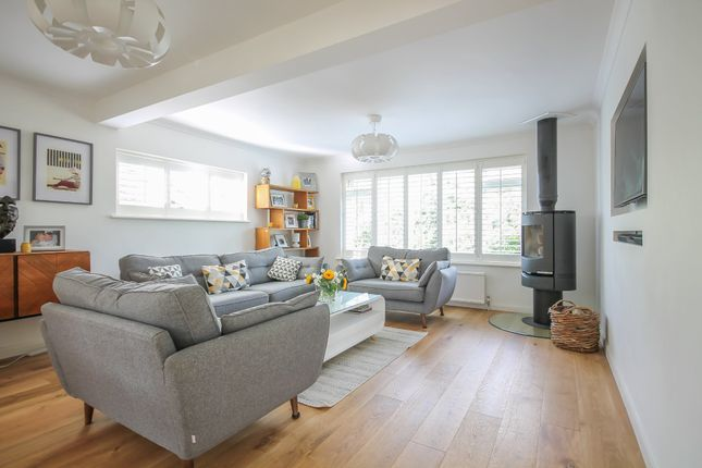 Thumbnail Detached house to rent in Marlpit Road, Sharpthorne, East Grinstead
