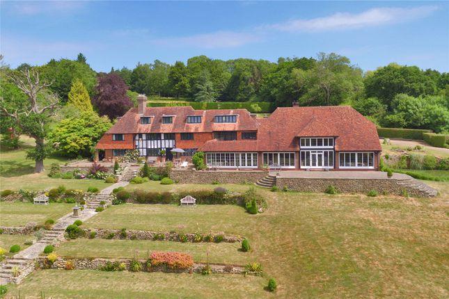 Thumbnail Detached house for sale in Crockham Hill, Edenbridge, Kent