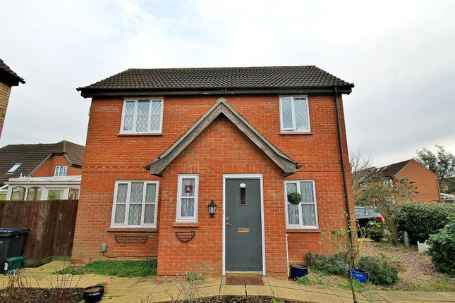 Thumbnail Detached house for sale in Mallards Rise, Church Langley, Harlow