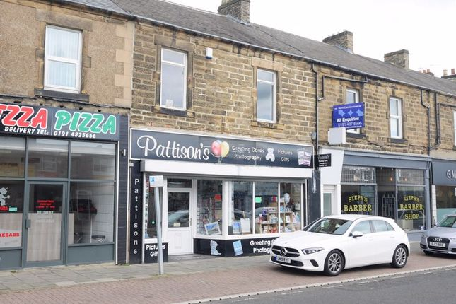 Retail premises for sale in Pattison's, Durham Road, Low Fell
