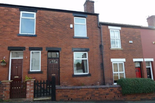 Thumbnail Terraced house to rent in Robert Street, Prestwich, Manchester