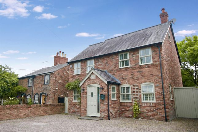 Thumbnail Detached house for sale in Long Lane, Saughall, Chester