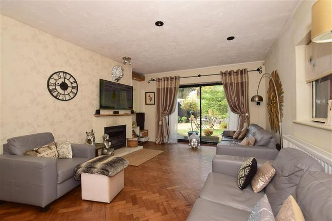Thumbnail Detached bungalow for sale in Woodcote Valley Road, Purley, Surrey