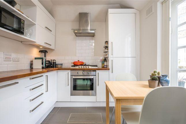 Kitchen of Cross Street, Islington, London N1