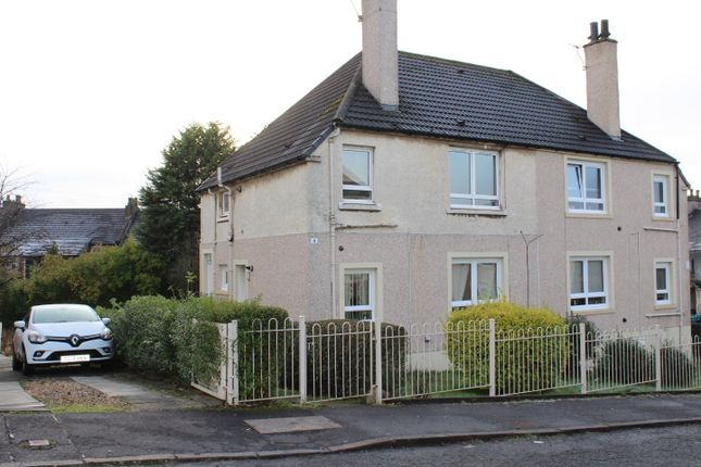 Thumbnail Flat to rent in Cecil Street, Coatbridge