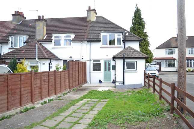End terrace house to rent in Horton Hill, Epsom