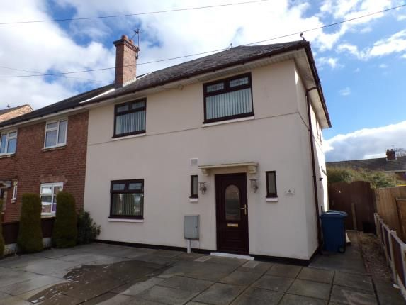Thumbnail Semi-detached house for sale in Bellairs Road, Liverpool, Merseyside