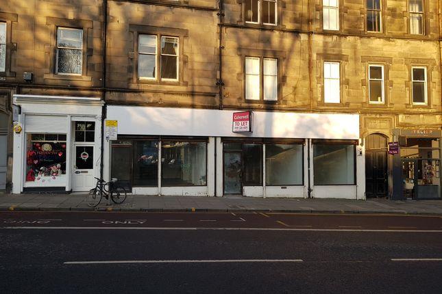 Thumbnail Retail premises to let in Bruntsfield Place, Edinburgh