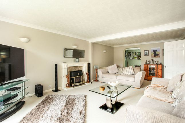 Thumbnail Detached house for sale in Caerleon Drive, Andover