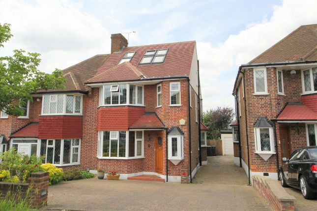 Thumbnail Semi-detached house for sale in Raith Avenue, London