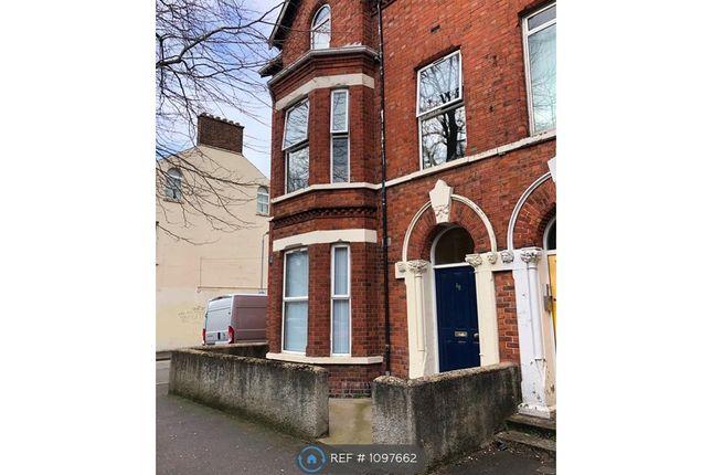 1 bed flat to rent in University Street, Belfast BT7