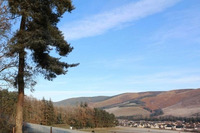 Thumbnail Detached house for sale in New Build - Pine View, The Carriages, Cardrona, Peebles.