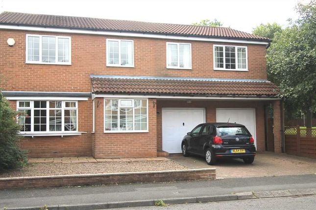 Thumbnail Detached house for sale in Yarmouth Drive, Westwood Grange, Cramlington