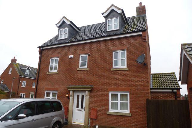 Thumbnail Detached house to rent in Bonnington Court, Spalding