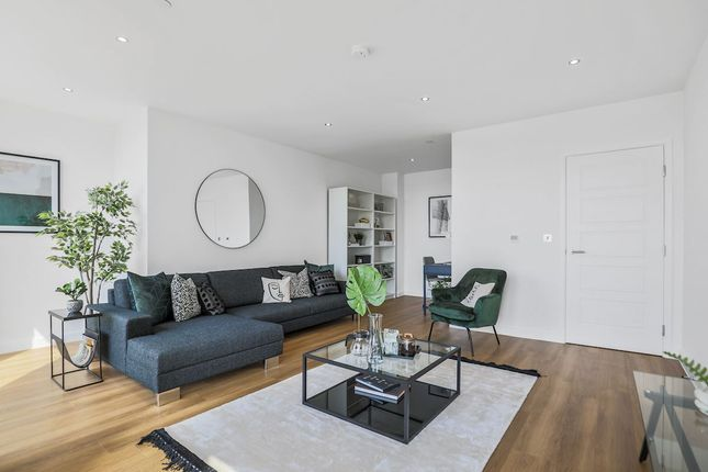 3 bed flat for sale in Royal Albert Wharf, The Royal Docks, London E16
