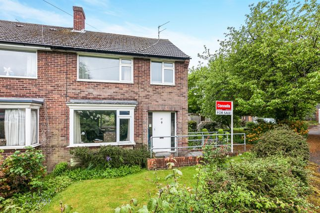 Thumbnail Semi-detached house for sale in Copsleigh Close, Salfords, Redhill