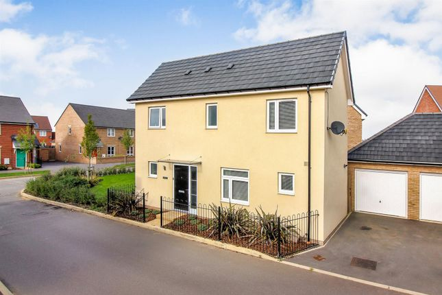 Thumbnail Detached house to rent in Brandy Street, Aylesbury