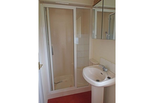 Showeroom/WC of Stud Farm Park Homes, Oxcliffe Road, Heaton With Oxcliffe, Morecambe LA3