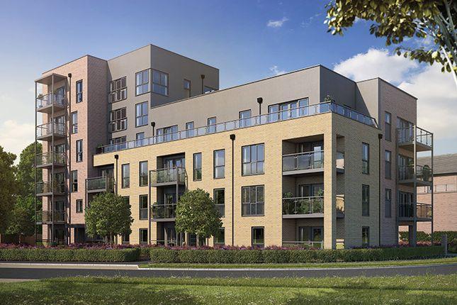 "Thumbnail Flat for sale in ""Argo House"" at Atlas Way, Milton Keynes"