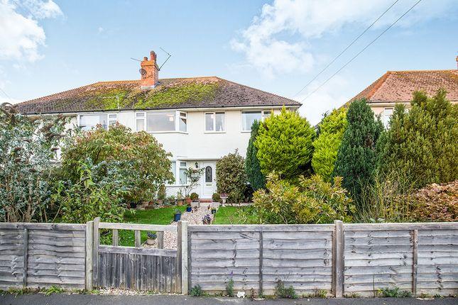Thumbnail Flat to rent in Greynville Close, Bognor Regis