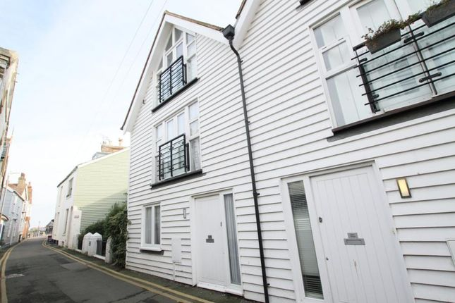 Thumbnail End terrace house to rent in Sea Street, Whitstable