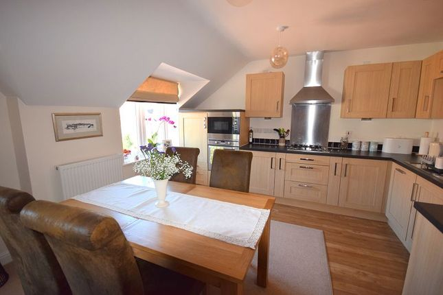 Thumbnail Flat to rent in Ashford House, Allestree