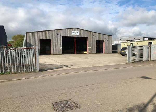 Thumbnail Warehouse for sale in Cornish Way, North Walsham