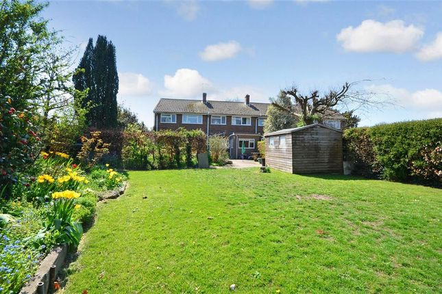 Thumbnail Terraced house for sale in Old Cottage Close, Tangmere, Chichester, West Sussex