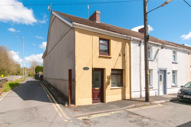 2 bed end terrace house for sale in Pelican Street, Ystradgynlais SA9