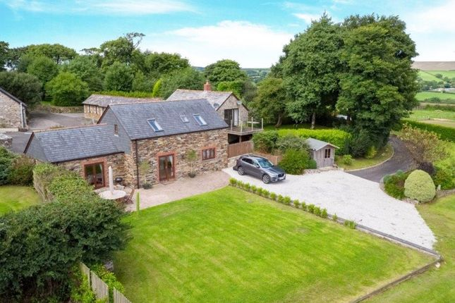 Thumbnail Detached house for sale in Higher Polgrain, St Wenn