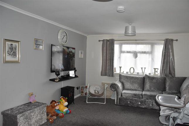 Living Room of Perries Mead, Folkestone CT19