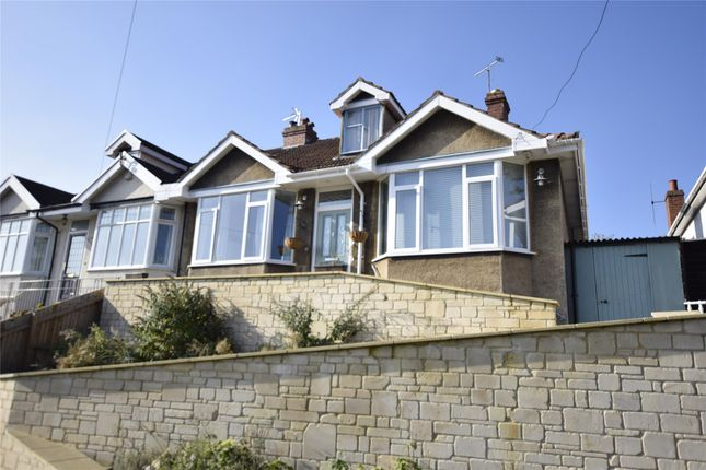 Thumbnail Semi-detached bungalow for sale in Cairns Road, Bristol