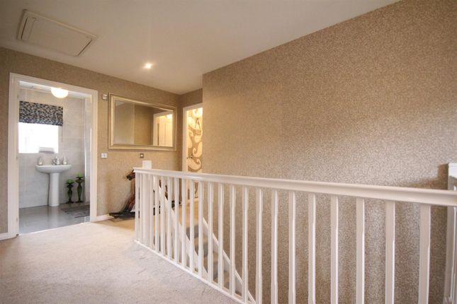 Hallway of Cooper Crescent, Ferniegair, Hamilton ML3