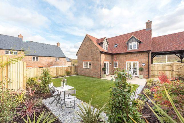Thumbnail Detached house for sale in The Leynham, Saint's Hill, Saunderton, High Wycombe, Buckinghamshire
