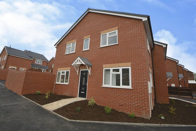 Thumbnail Semi-detached house for sale in Barrons Way, Borrowash, Derby