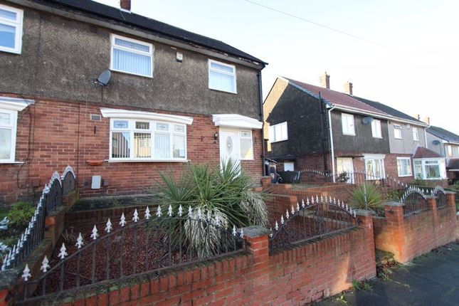 Thumbnail Semi-detached house for sale in Swindon Road, Springwell, Sunderland